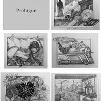 Impyrium Sketches 1