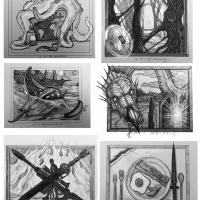 Impyrium Sketches 4